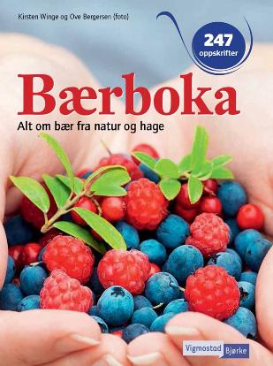 Cover bærboka
